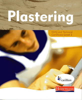 Plastering NVQ and Technical Certificate Level 2 Student Boo (BOK)