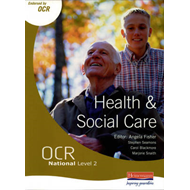 OCR National Level 2 Health and Social Care Student Book (BOK)