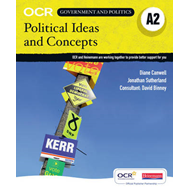 OCR A2 Political Ideas and Concepts Student Book: Student Book (BOK)