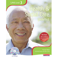 NVQ/SVQ Level 3  Health and Social Care Candidate Book, Revi (BOK)