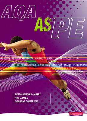 AQA AS PE Student Book (BOK)