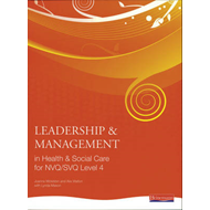 Leadership and Management in Health and Social Care NVQ Leve (BOK)