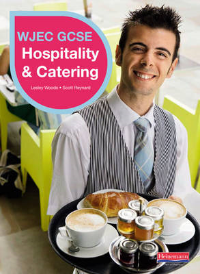 WJEC GCSE Hospitality & Catering Student Book (BOK)