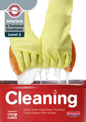NVQ/SVQ Level 2 Cleaning Student Book (BOK)