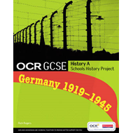 GCSE OCR A SHP: Germany 1919-45 Student Book (BOK)