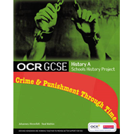 GCSE OCR A SHP: Crime and Punishment Student Book: Student Book (BOK)