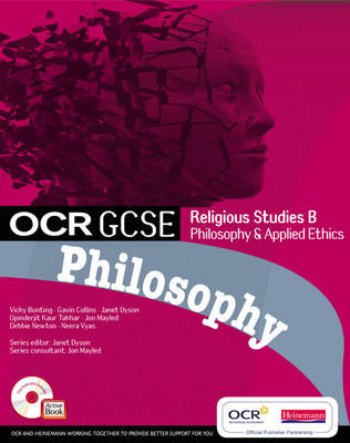 OCR GCSE Religious Studies B: Philosophy Student Book with A (BOK)