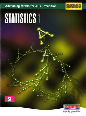 Advancing Maths for AQA: Statistics 1  2nd Edition (S1) (BOK)
