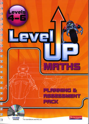 Level Up Maths: Teacher Planning and Assessment Pack (Level 4-6) (BOK)