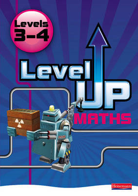 Level Up Maths: Access Book (Level 3-4) (BOK)
