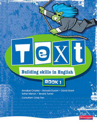 Text Building Skills in English 11-14 Student Book 1 (BOK)