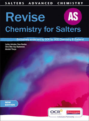 REVISE AS for Salters (BOK)