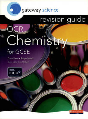 Gateway Science: OCR GCSE Chemistry Revision Guide (BOK)
