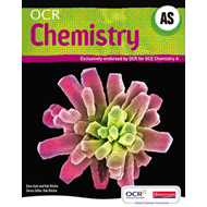 OCR AS Chemistry A Student Book and Exam Cafe CD (BOK)