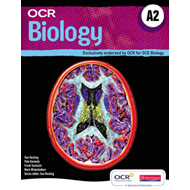 OCR A2 Biology Student Book and Exam Cafe CD (BOK)