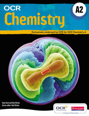 OCR A2 Chemistry A Student Book and Exam Cafe CD (BOK)