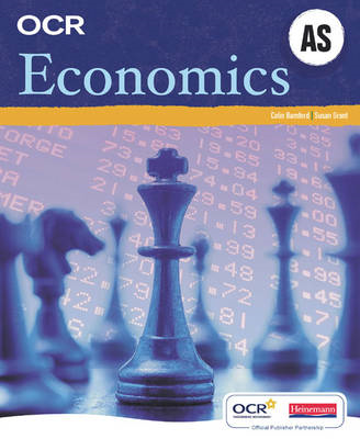 OCR A Level Economics Student Book (AS) (BOK)