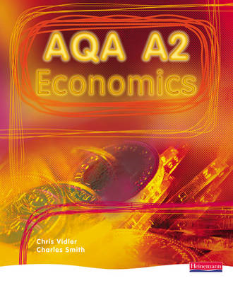 AS Economics for AQA Student Book (BOK)