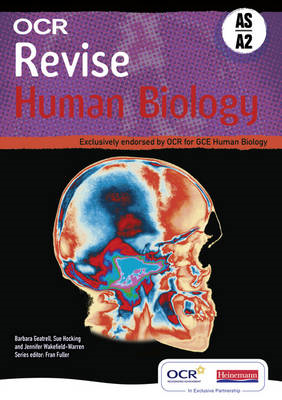 OCR A Level Human Biology AS & A2 Revision Guide (BOK)