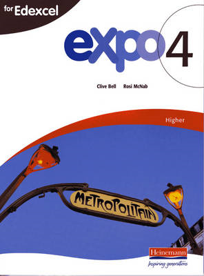 Expo 4 for Edexcel Higher Student Book (BOK)