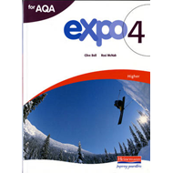 Expo 4 AQA Higher Student Book (BOK)