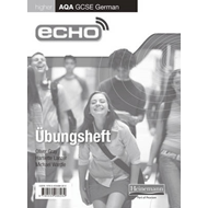 Echo AQA GCSE German Higher Workbook 8 Pack (BOK)