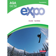 Expo AQA GCSE French Foundation Student Book (BOK)