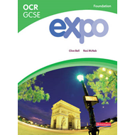 Expo OCR GCSE French Foundation Student Book (BOK)