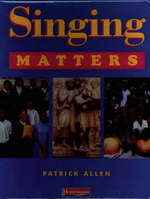 Singing Matters: Key Stage 3 (BOK)