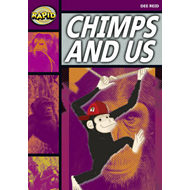 Rapid Stage 1 Set A: Chimps and Us (Series 1) (BOK)