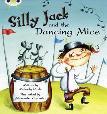 Silly Jack and the Dancing Mice (Green B) (BOK)