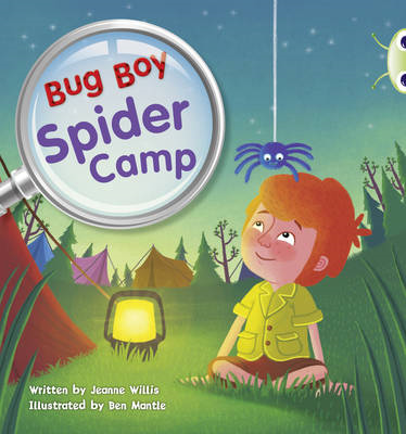 Bug Boy: Spider Camp (Yellow C) (BOK)