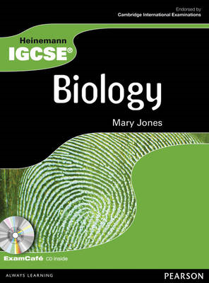 Heinemann IGCSE Biology Student Book with Exam Cafe CD (BOK)