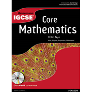 Heinemann IGCSE Core Mathematics Student Book with Exam Cafe CD (BOK)