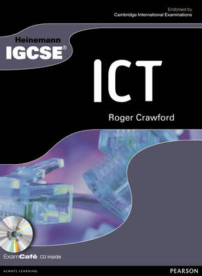 Heinemann IGCSE ICT Student Book with Exam Cafe CD (BOK)