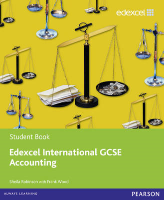 Edexcel International GCSE Accounting Student Book with ActiveBook CD (BOK)