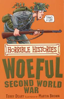 Woeful Second World War (BOK)
