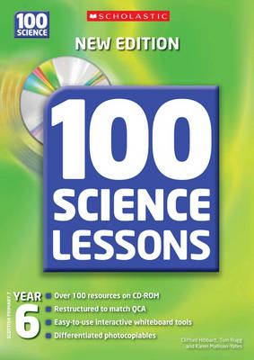 100 Science Lessons for Year 06 (BOK)