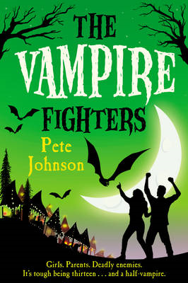 The Vampire Fighters (BOK)