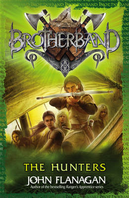Hunters (Brotherband Book 3) (BOK)