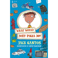 What Would Joey Pigza Do? (BOK)