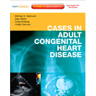 Cases in Adult Congenital Heart Disease - Expert Consult: On (BOK)