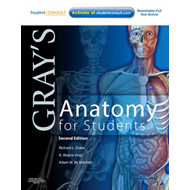 Gray's Anatomy for Students (BOK)