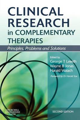 Clinical Research in Complementary Therapies (BOK)