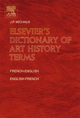 Elsevier's Dictionary of Art History Terms