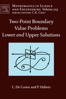 Two-Point Boundary Value Problems: Lower and Upper Solutions (BOK)