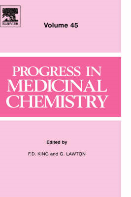 Progress in Medicinal Chemistry (BOK)