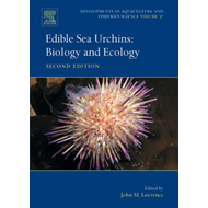Edible Sea Urchins: Biology and Ecology (BOK)