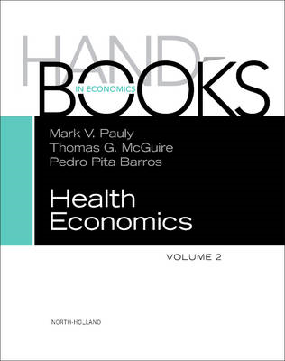 Handbook of Health Economics: v. 2 (BOK)