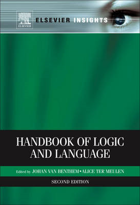 Handbook of Logic and Language (BOK)